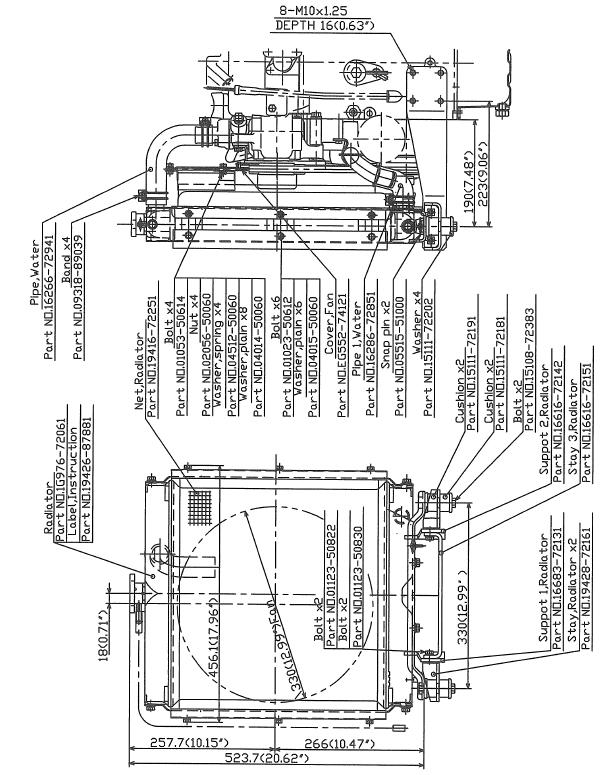 Kubota 2 4 Liter Engine